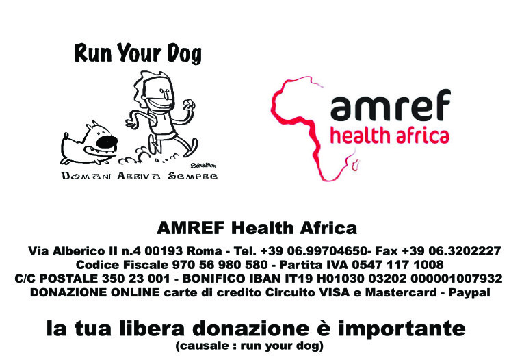 Run Your Dog - Amfref