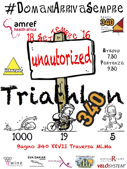 Unauthorized Triathlon