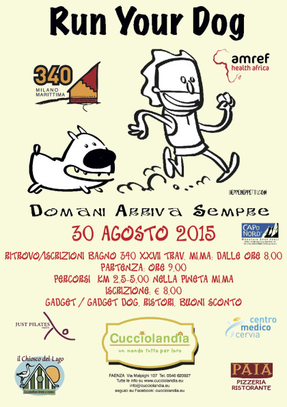 run your dog locandina 340